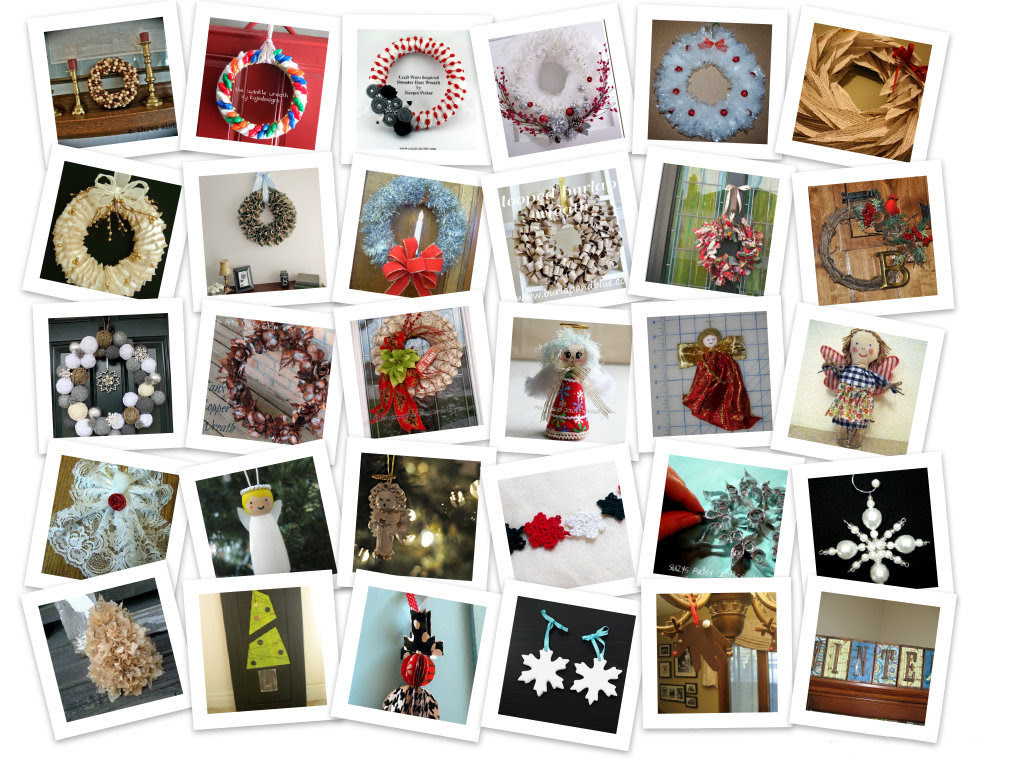 DIY Christmas Decorations: 165 Christmas Craft Ideas