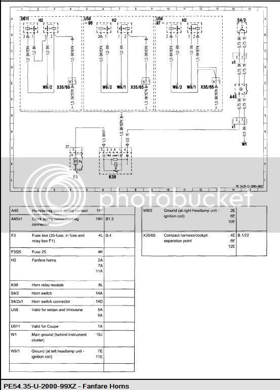 99 Ford Ranger Fuse Box Diagram