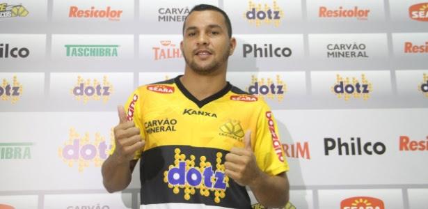 O Criciúma perdeu três pontos no Brasileiro pela escalação irregular de Cristiano