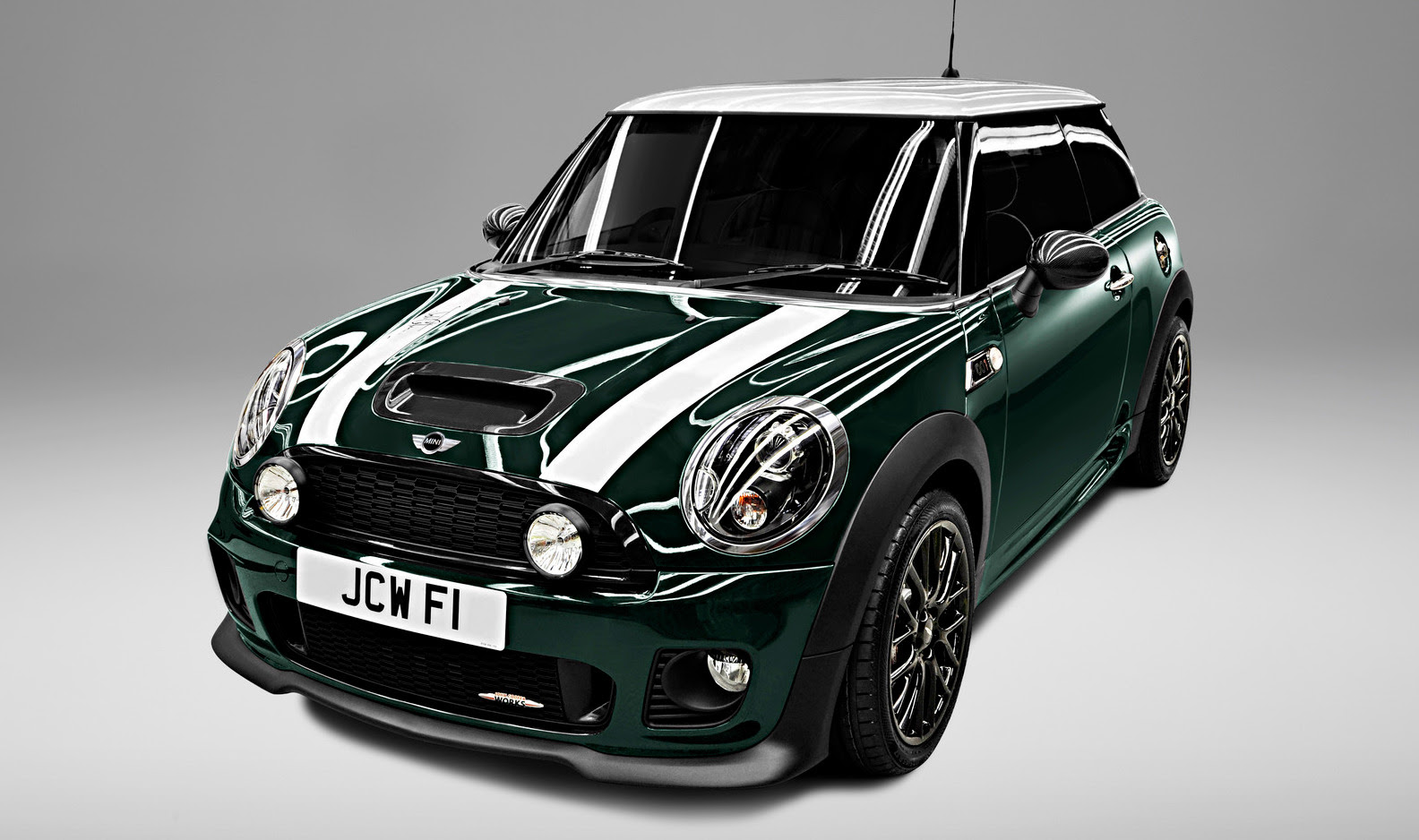 MINI John Cooper Works World Championship 50 Edition Confirmed for U.S ...