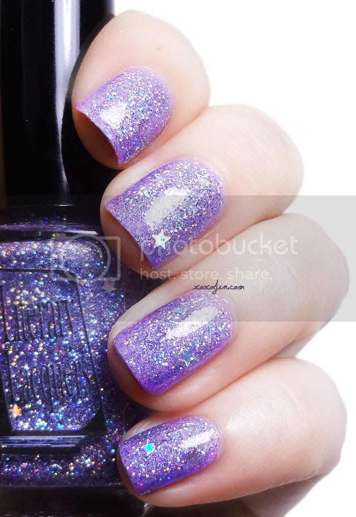 xoxoJen's swatch of Literary Lacquers Very Sirius