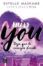 Miss you (You III) Estelle Maskame