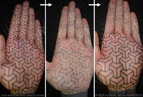 hand tattoos fade yahoo answers