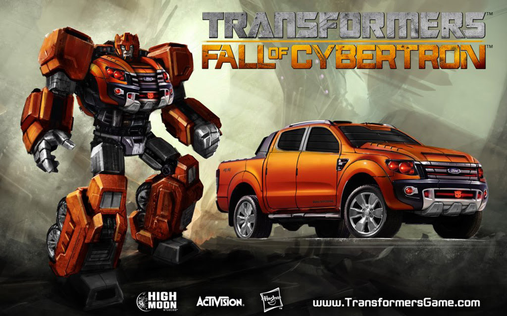 Ford's Latest Transformer Is Based On The Ranger Pickup