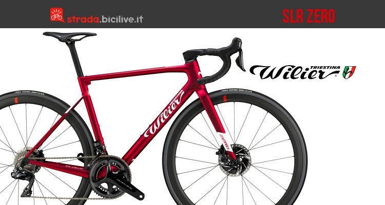 Wilier Triestina Zero Slr 2020 Bici Da Corsa Telaio Carbonio
