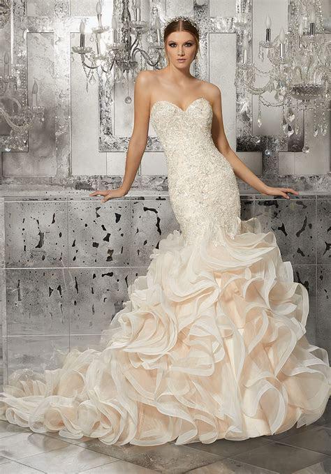 Mirjana Wedding Dress   Morilee 2017 Collection   Wedding