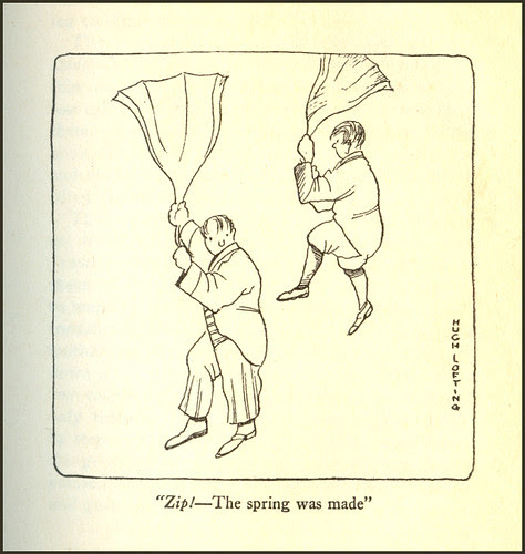 Zip! - The spring was made