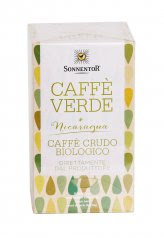 Caffè Verde Crudo Biologico Nicaragua
