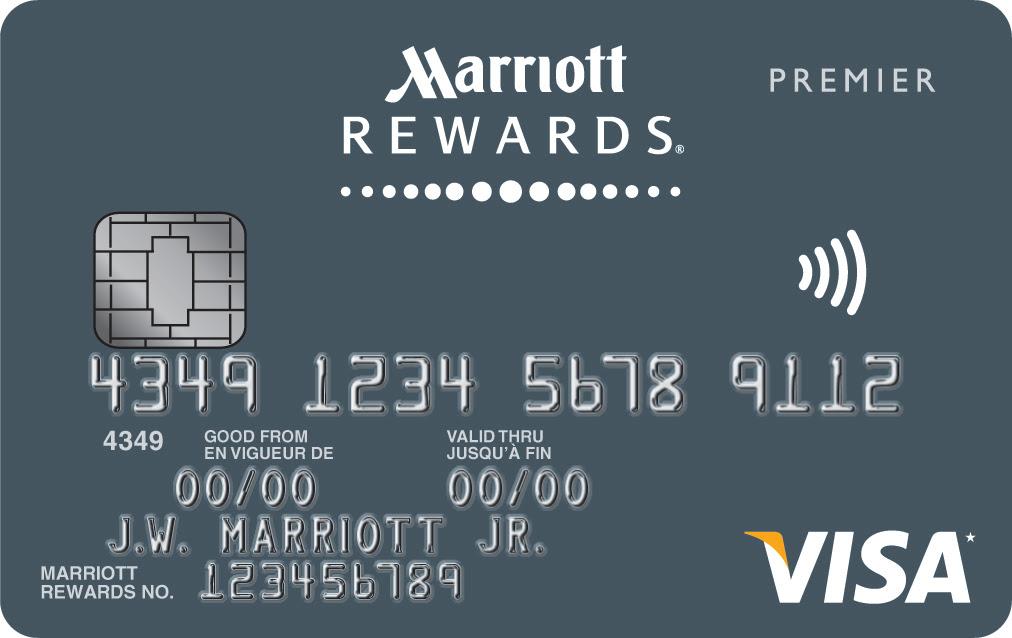 Chase Marriott Premier Visa