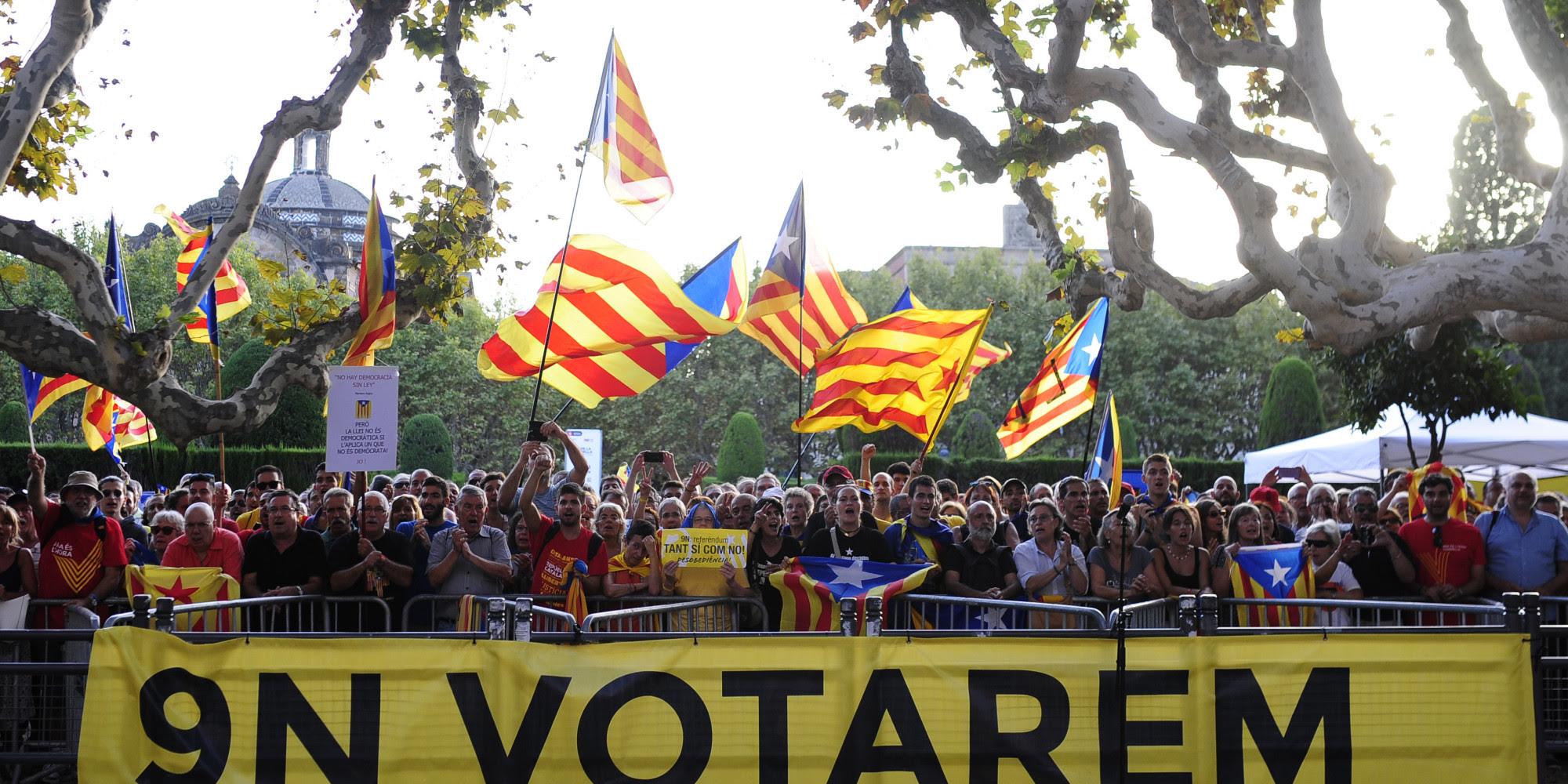 Thumbnail for Catalonia Calls Secession Vote
