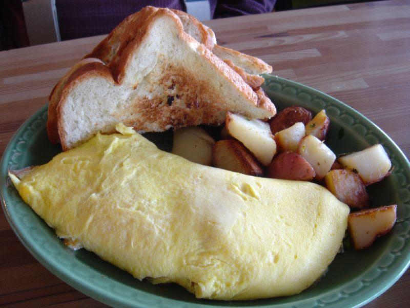 Eduardo's omelet