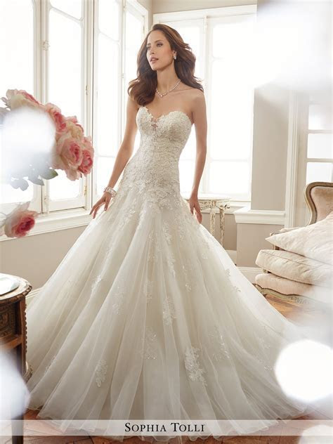 Dress   Sophia Tolli SPRING 2017 Collection   Y11715 Deon