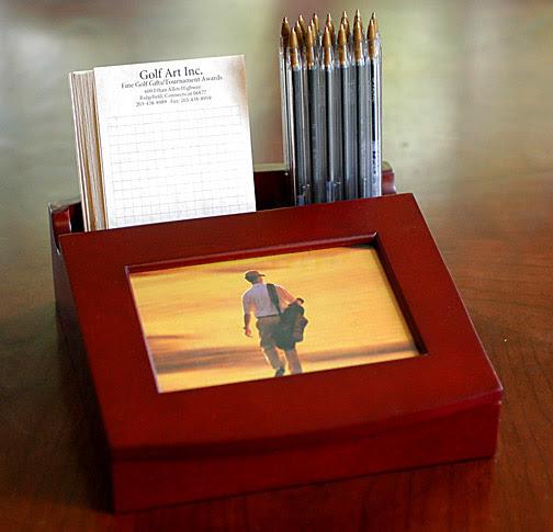 Desk Organizer Frame Golf Artcom Online Store