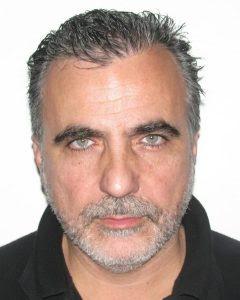 Gustavo Lozzia, uno de los prófugos argentinos.
