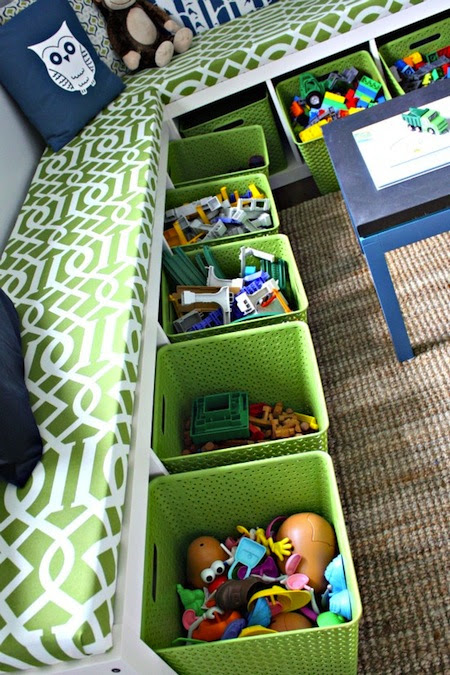 Ikea Transformations for Stylish and Organized Kids' Rooms