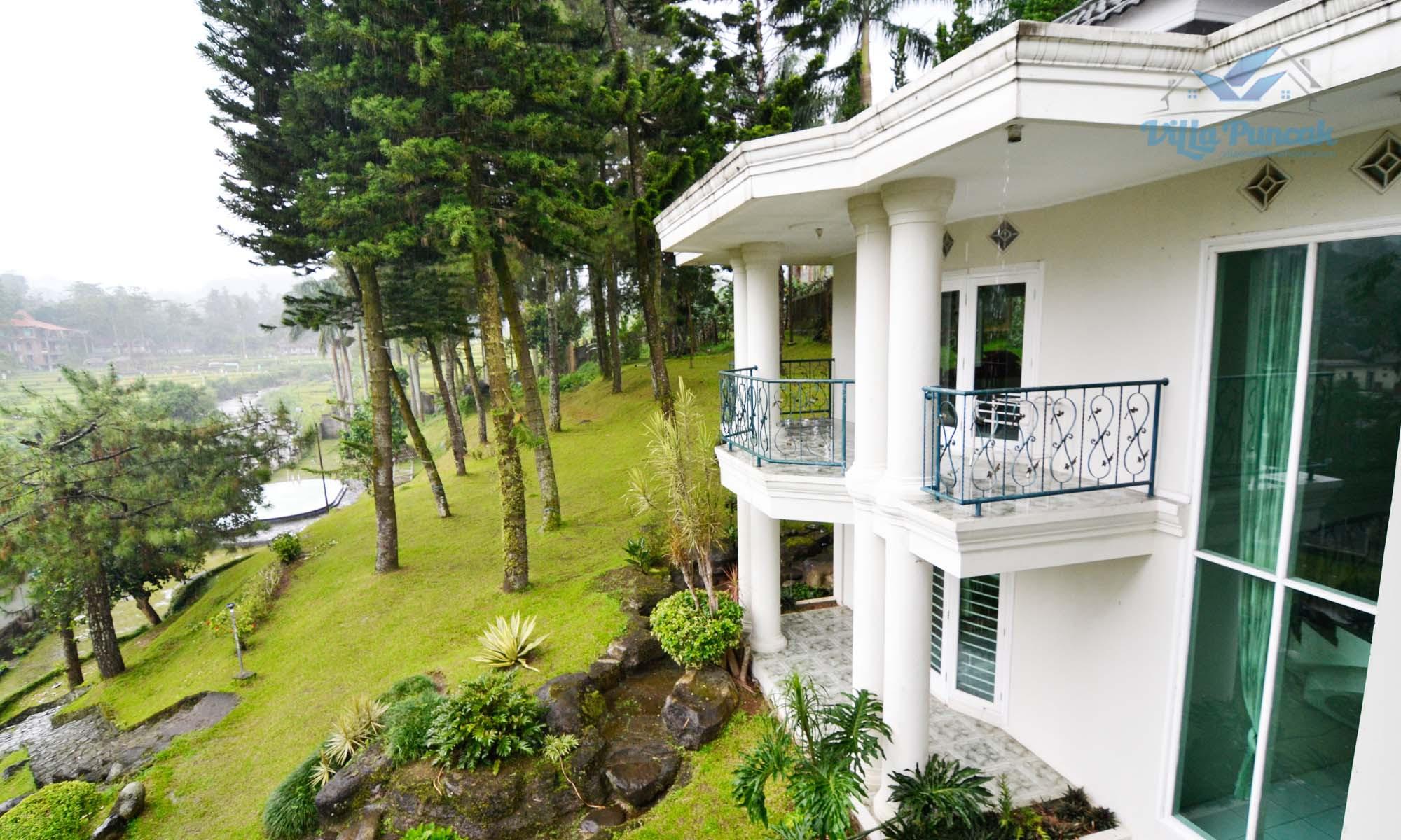Villa Rumah Gunung Villa View Bagus Di Puncak Mewah Megah Dan