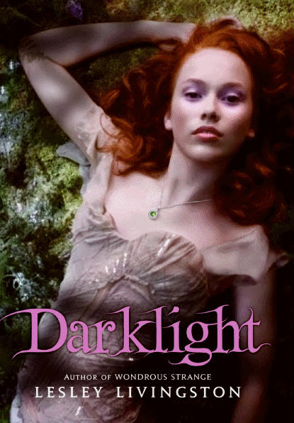 darklight by lesley livingstod