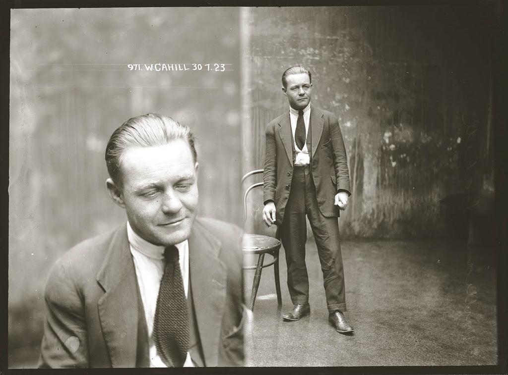 photo police sydney australie mugshot 1920 11 Portraits de criminels australiens dans les années 1920  photo photographie histoire featured art