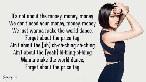 Jessie J Price Tag Lyrics Video