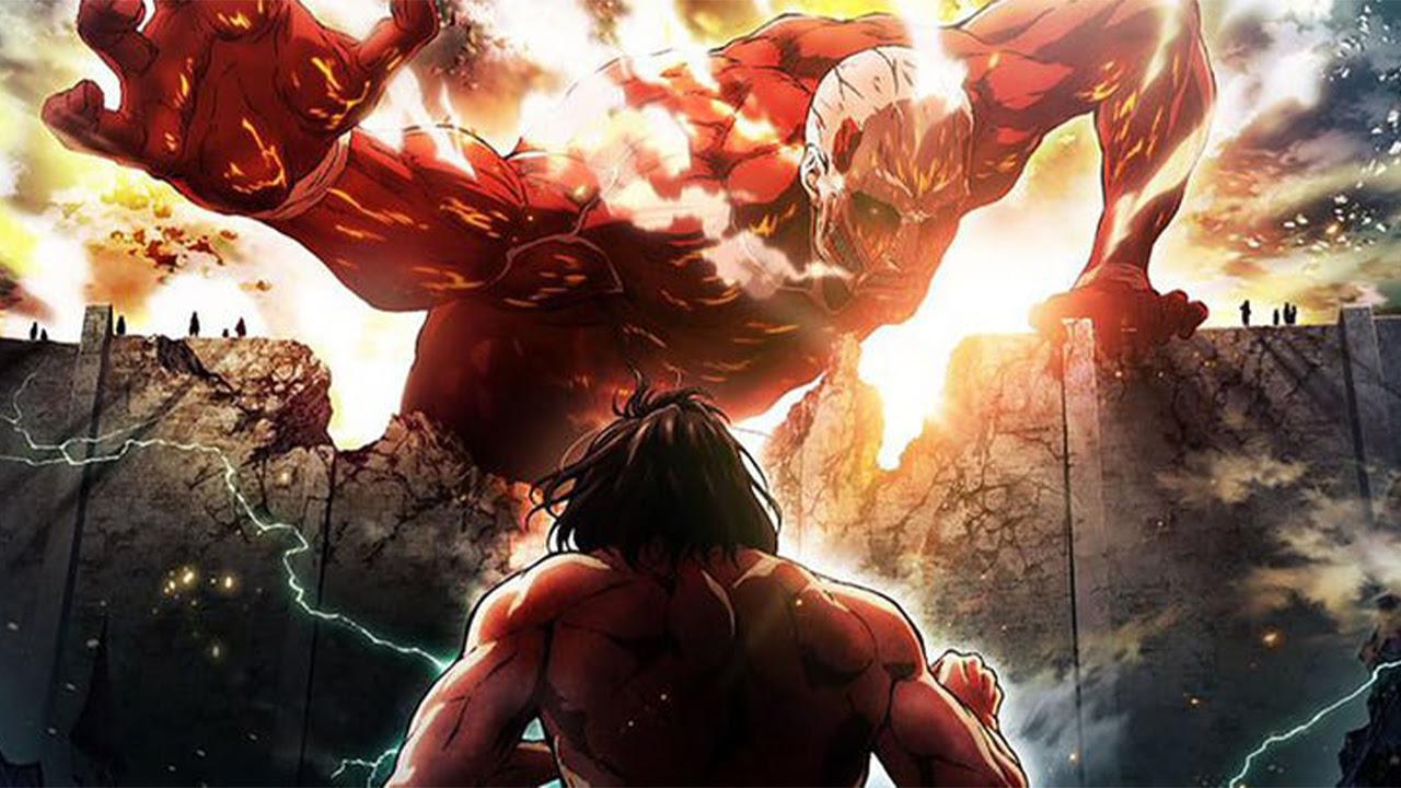Anime Attack On Titan Season 4 Anime Wallpapers