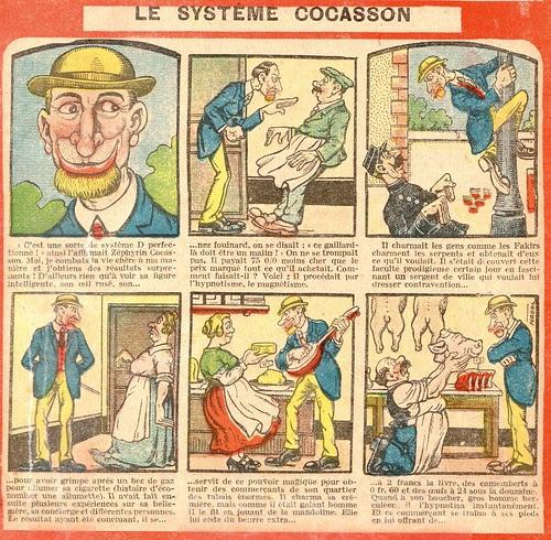 systeme cocasson