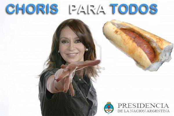 Resultado de imagen para CFK la reina de los ladrones