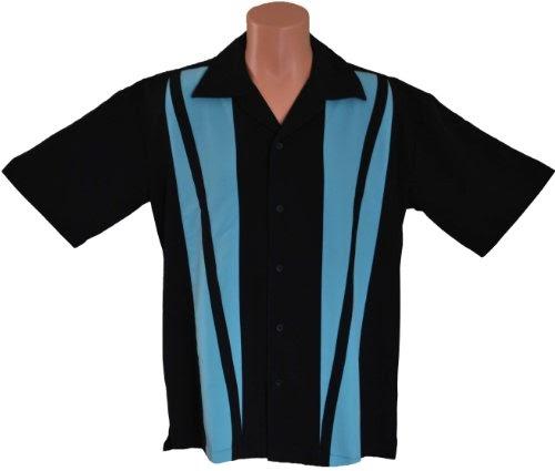Bowling mens retro bowling shirt big tall sizes for Mens medium tall shirts