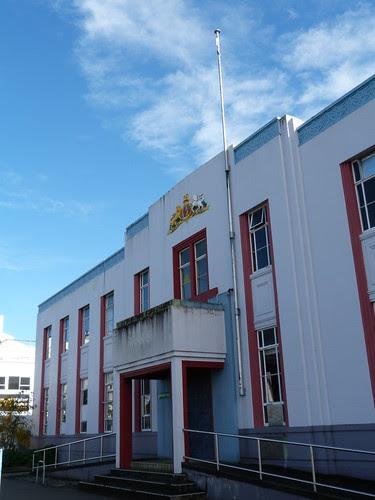 former Police Station, Palmerston North