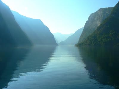 ゾグネフィヨルド(Sognefjord)fromノルウェー