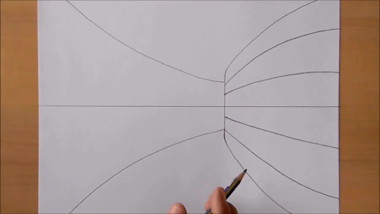 üç Boyutlu 3d Tünel çizimi Izle Video Eğitim Bilişim Ağı