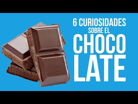 6 Curiosidades  Sobre El Chocolate