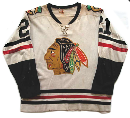 Chicago Black Hawks 1959-60 jersey photo ChicagoBlackHawks1959-60Fjersey.png