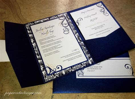 [DIY print & assemble] wedding invitations ? papercake designs