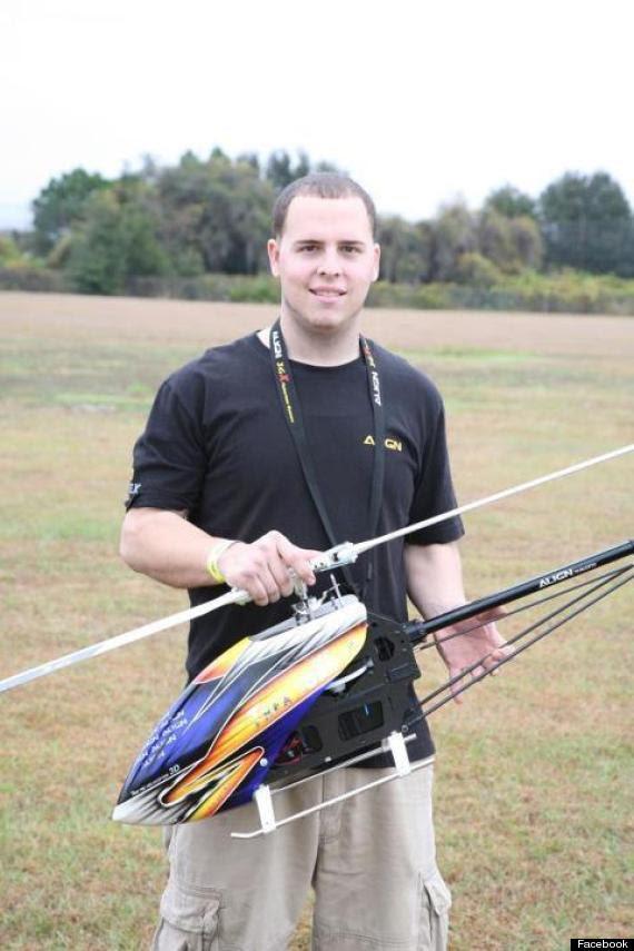 roman pirozek model helicopter death
