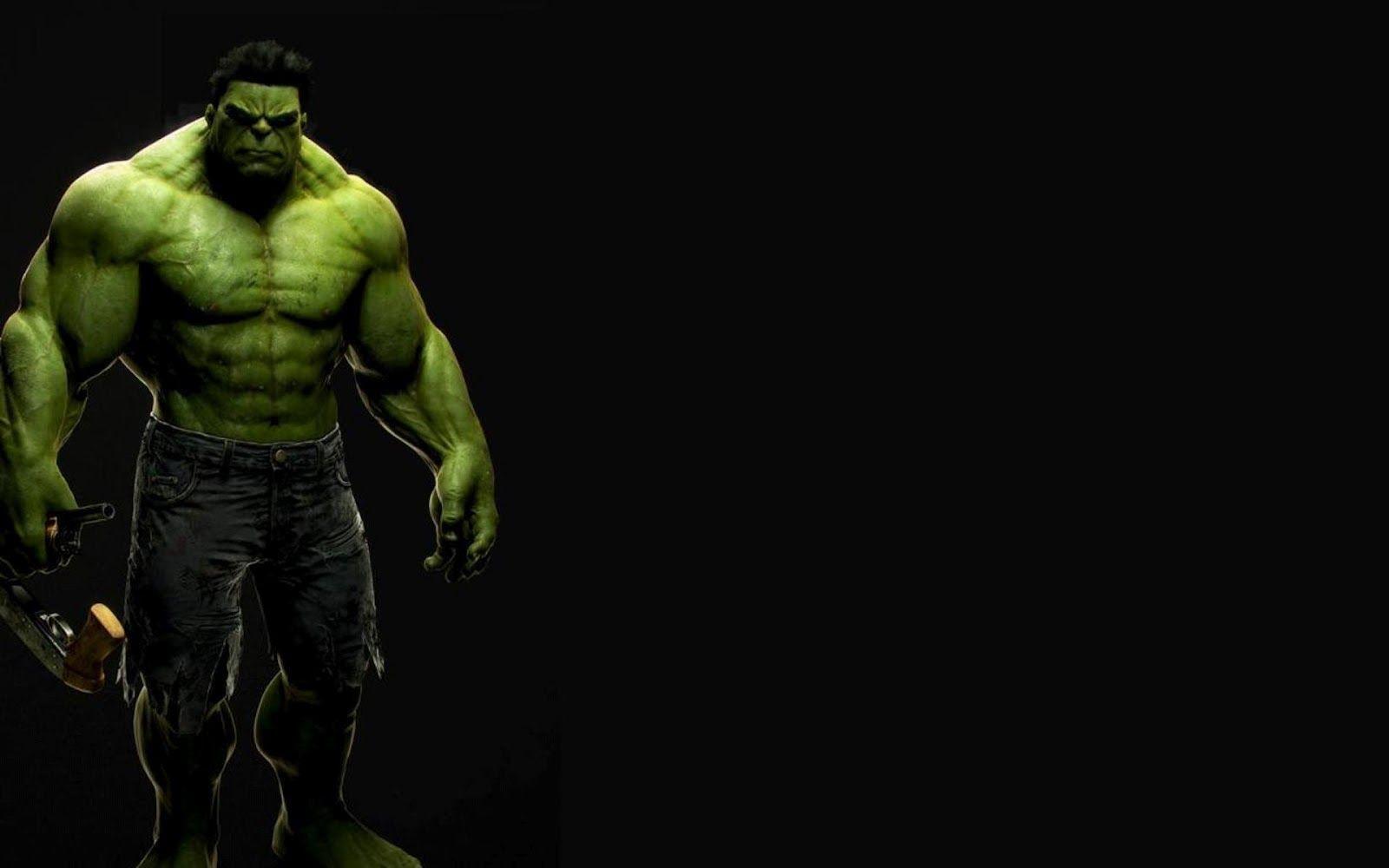 The Incredible Hulk Wallpapers - Wallpaper Cave