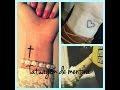 Como fazer tatuagem de mentira-Vida de Menina