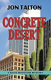 Concrete Desert by Jon Talton