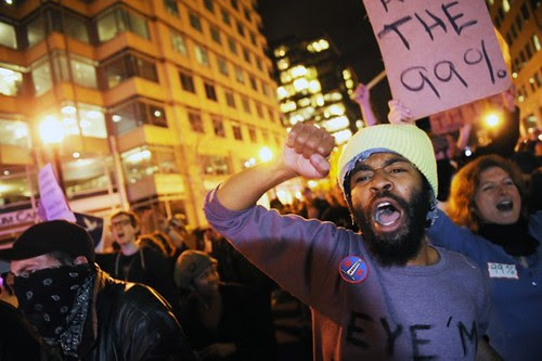 Occupy D.C. encampment is facing eviction by the city authorities. Occupy movements are under attack across the United States. by Pan-African News Wire File Photos