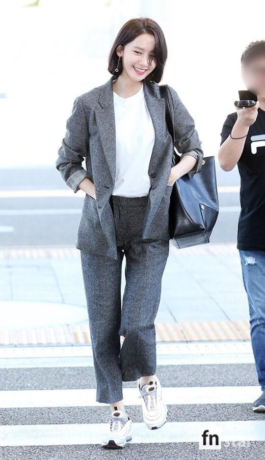 Từ khi cắt tóc ngắn, Yoona mặc đồ điệu đà cũng đẹp mà cá tính cũng xinh - Ảnh 18.
