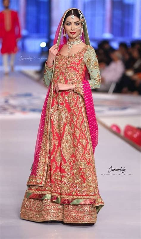 Pin by saara on pakistani style   Bridal outfits, Bridal