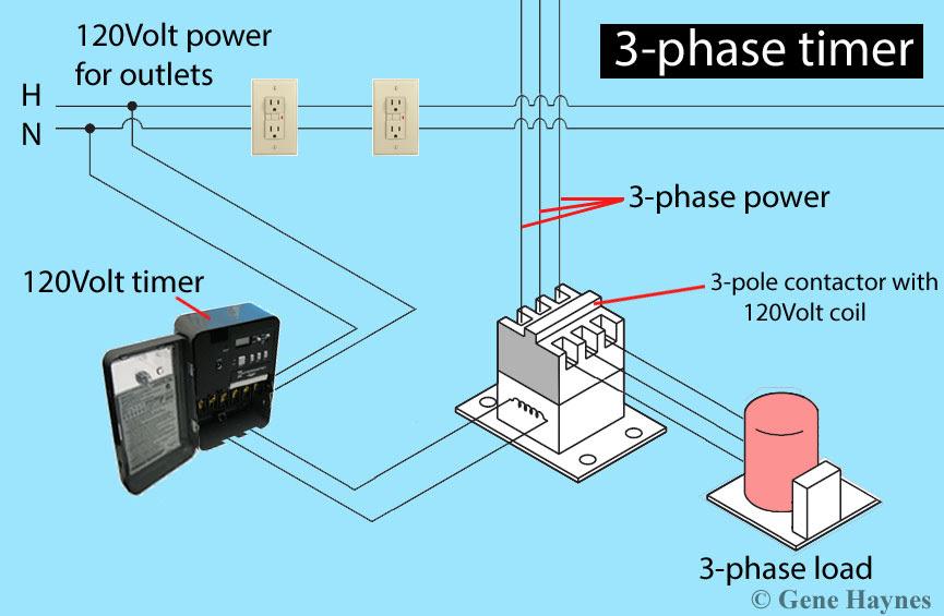 Delay On Break Timer Wiring Diagram - General Wiring Diagram