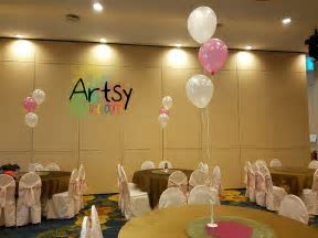 Helium Balloons « Singapore Balloon Decoration Services