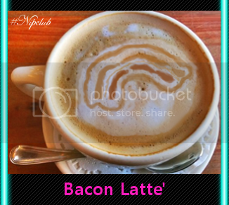 bacon latte
