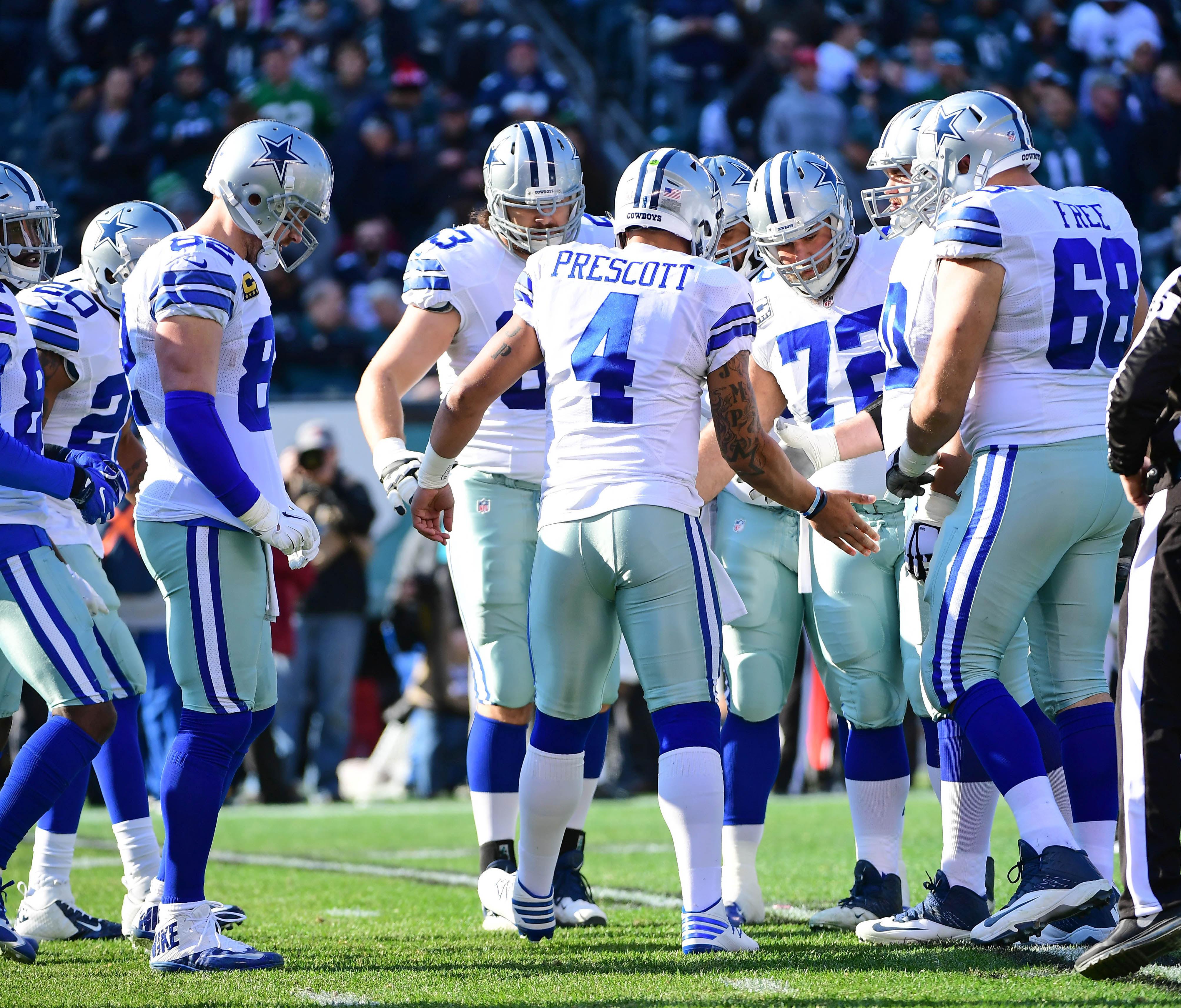 Dallas Cowboys: 2017 Pre NFL Draft Record Prediction  FOX Sports