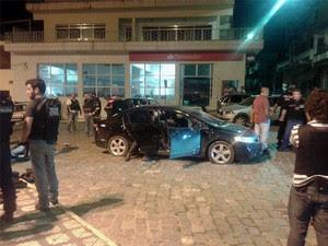 Pelo menos nove criminosos foram mortos durante ação em Itamonte (MG) (Foto: HENRIQUE COSTA/CPN/ESTADÃO CONTEÚDO)