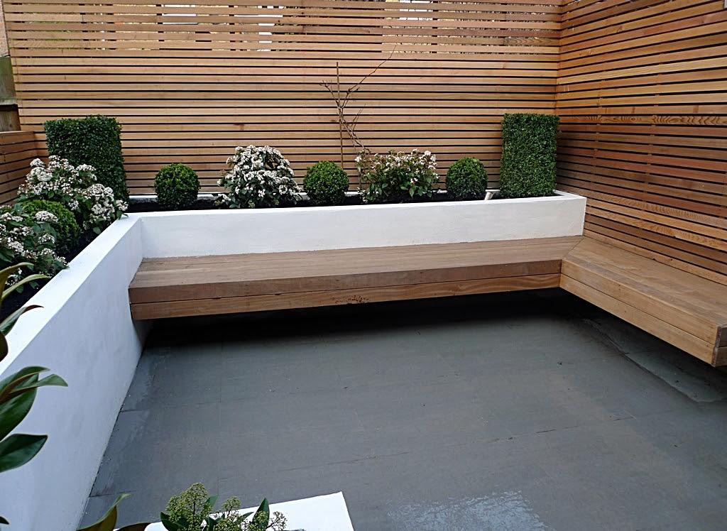 Great New Modern Garden Design London 2014 | London Garden ...
