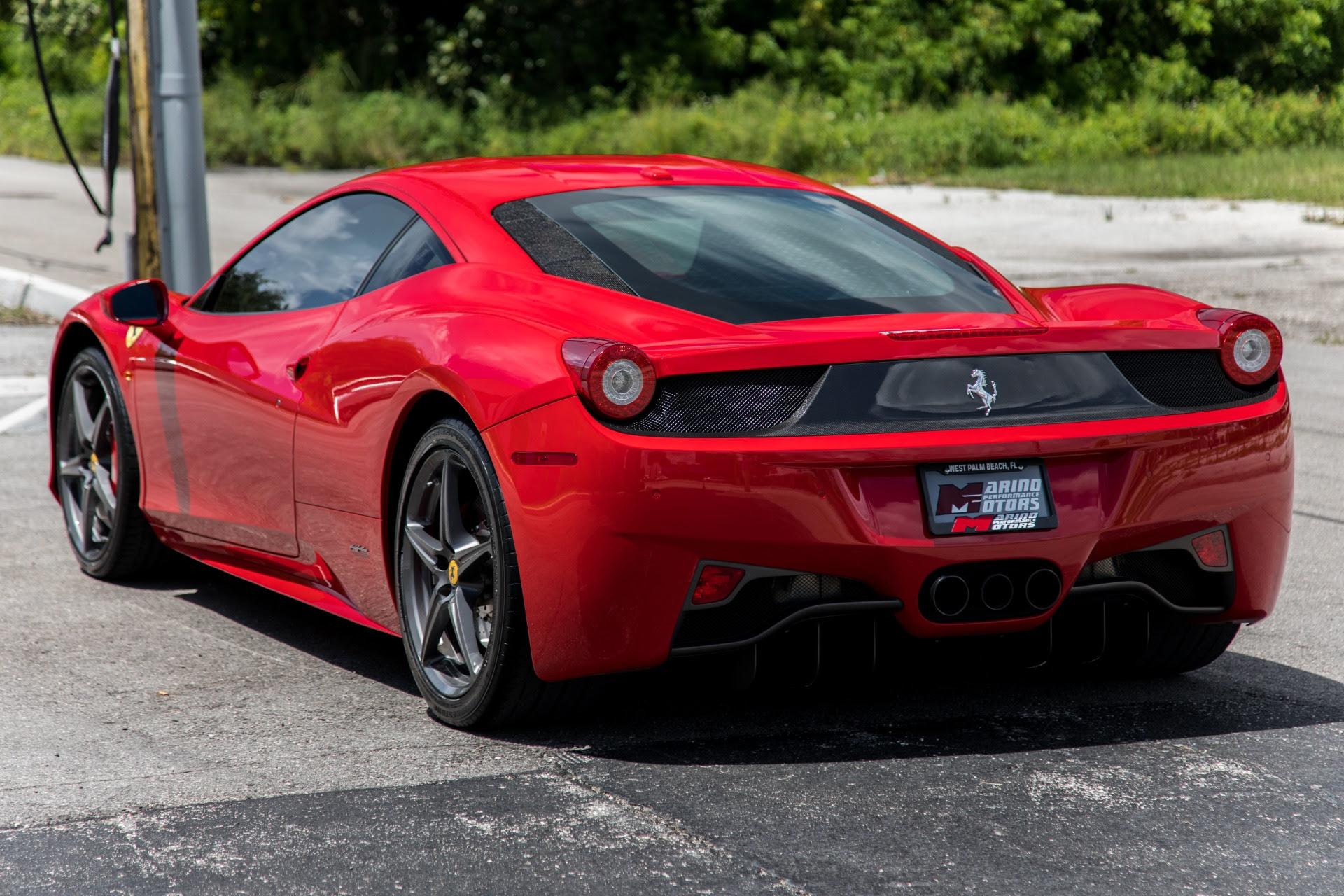 Used 2014 Ferrari 458 Italia For Sale 179900 Marino