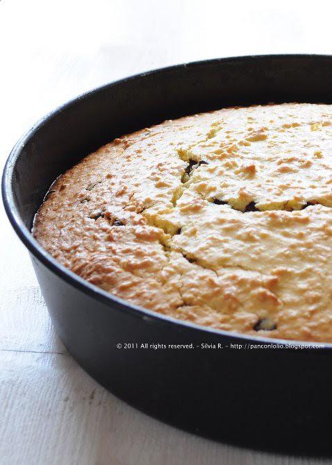 torta di ricotta e cocco