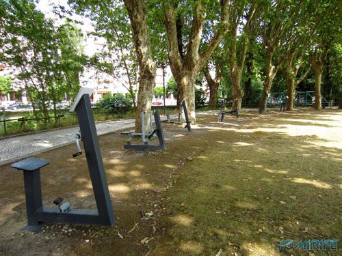 Jardim do Polis Leiria (Centro) - Circuito de Manutenção Física (4) [en] Polis Garden of Leiria, Portugal