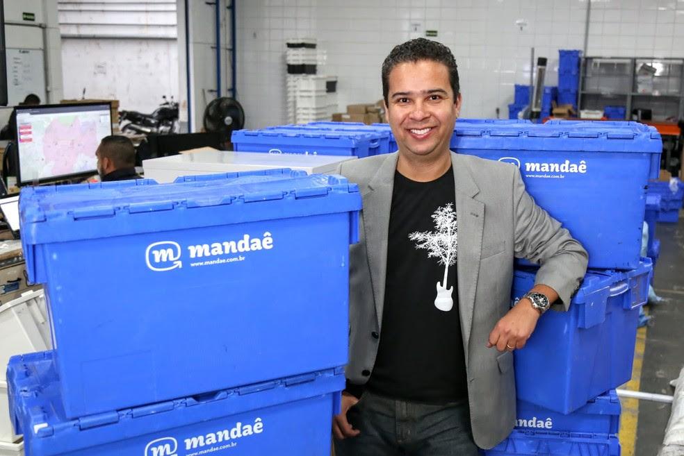 Douglas Carvalho, Diretor de Operações da Mandaê (Foto: Divulgação)